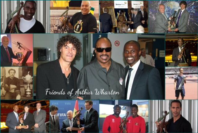 Friends of Arthur Wharton