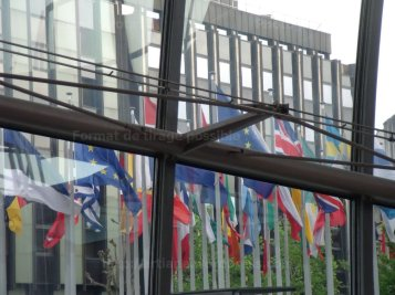 drapeaux barrés