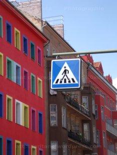 passage coloré