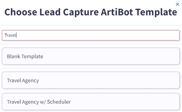 How to Create a Free ChatBot for Travel Agents – ArtiBot ai Blog