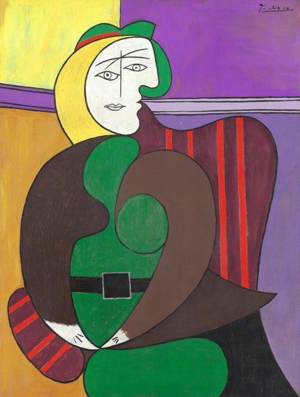 Picasso And Chicago Art Institute Of