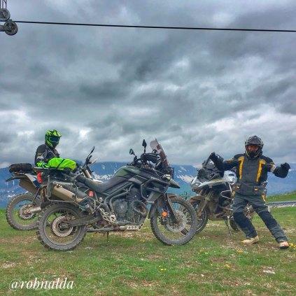 RobertoNalda1 en Artic Pirineos 2018