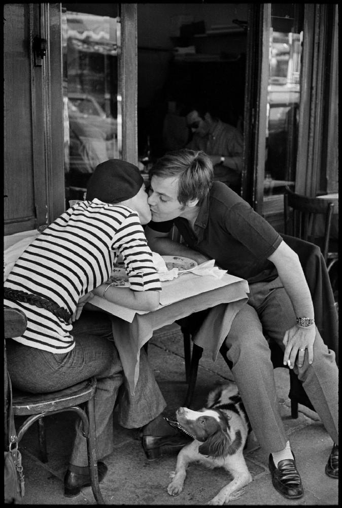 Καρτιέ-Μπρεσόν, Παρίσι, 1969