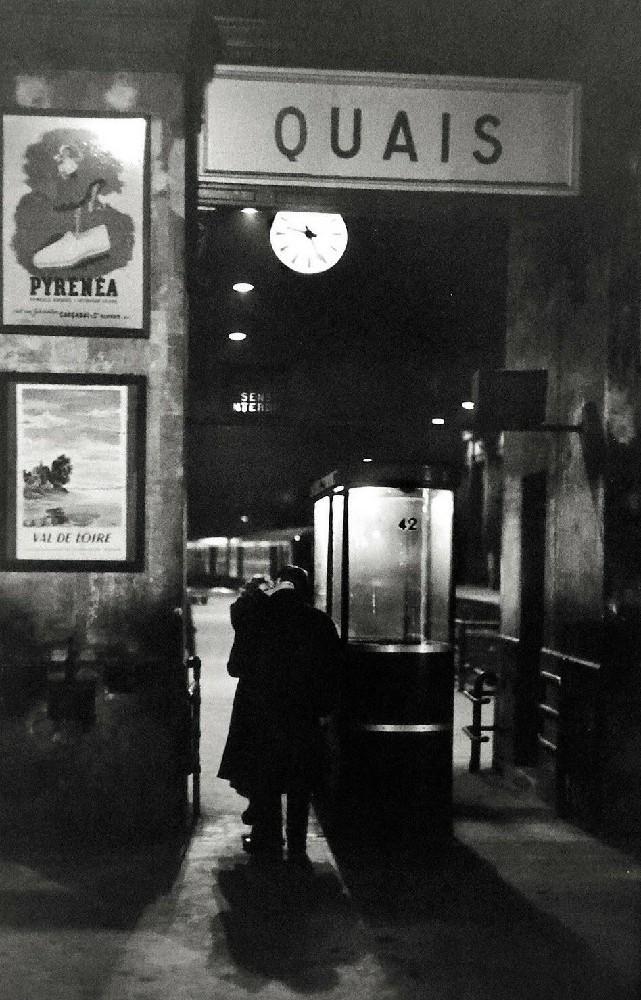 Καρτιέ Μπρεσόν, Παρίσι, 1958