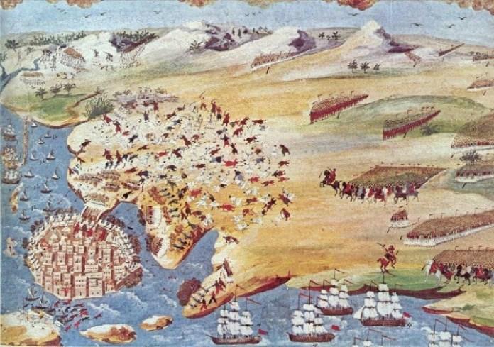 Η πολιορκία του Μεσολογγίου, του Παναγιώτη Ζωγράφου