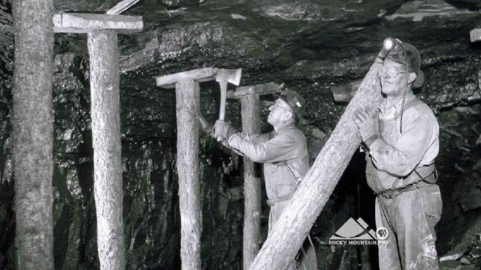 Στα ορυχεία του Ludlow, Κολοράντο