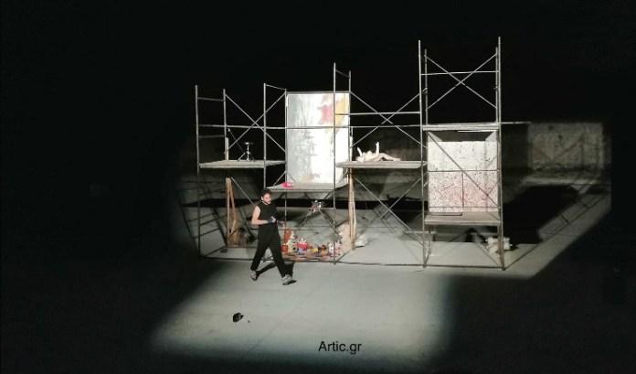 Mute. θεατρική παράσταση