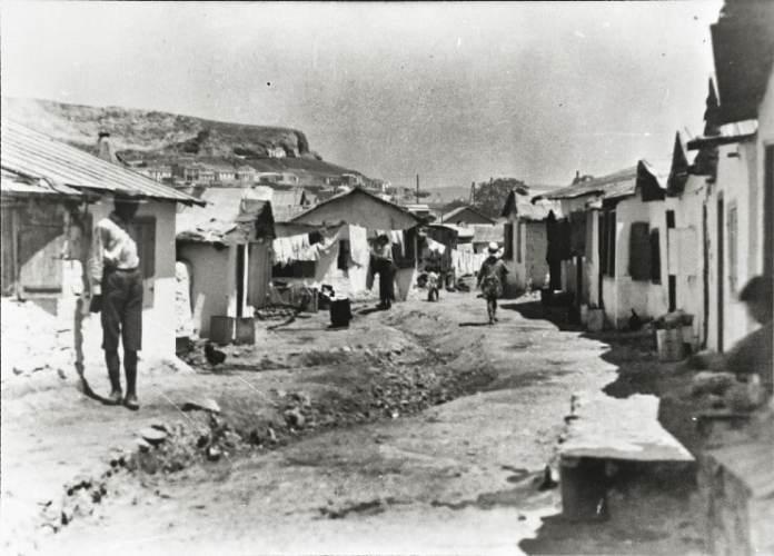 Προσφυγική Παραγκούπολη