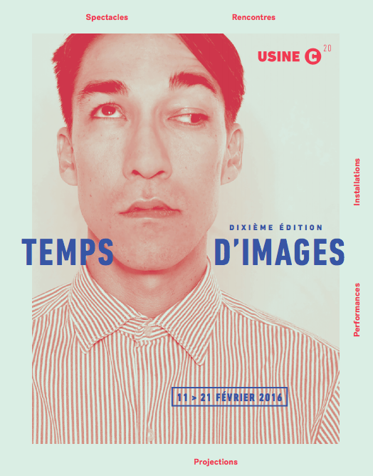 Stephen Thomson. Temps d'Images & Usine C