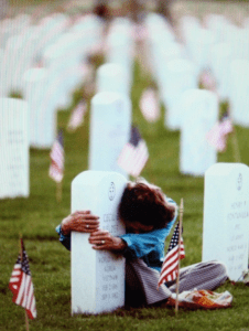 Memorial Day, 1983. Crédit :Anthony Suau