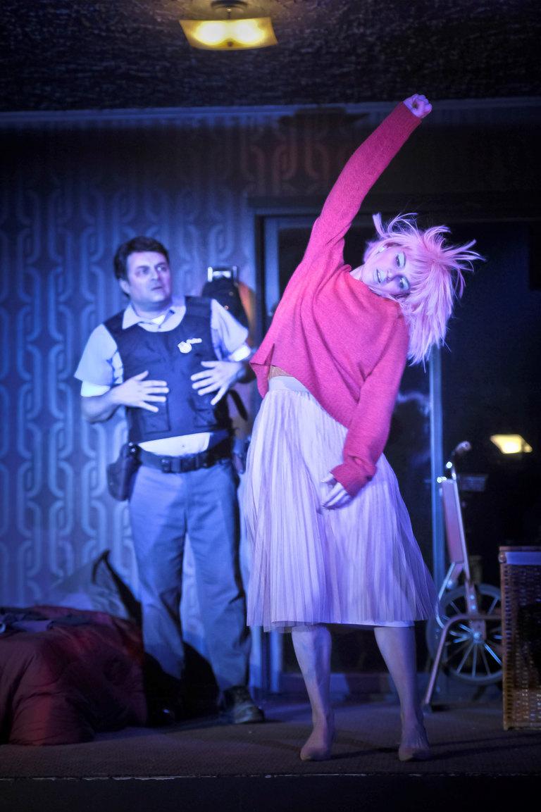 Crédit photographique: Théâtre Quat'Sous