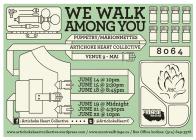 We Walk Among You (Montreal Fringe 2013)