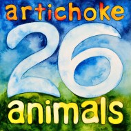 26 Animals – Book and CD