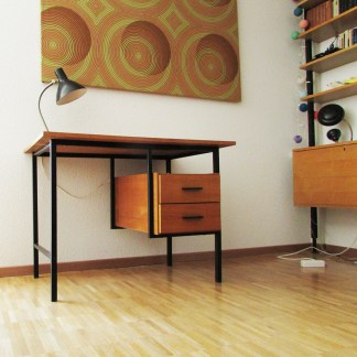 vintage-modernist-french-writing-desk