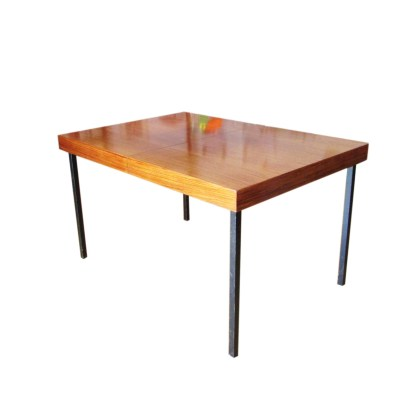 dining table waeckerlin idealheim teak