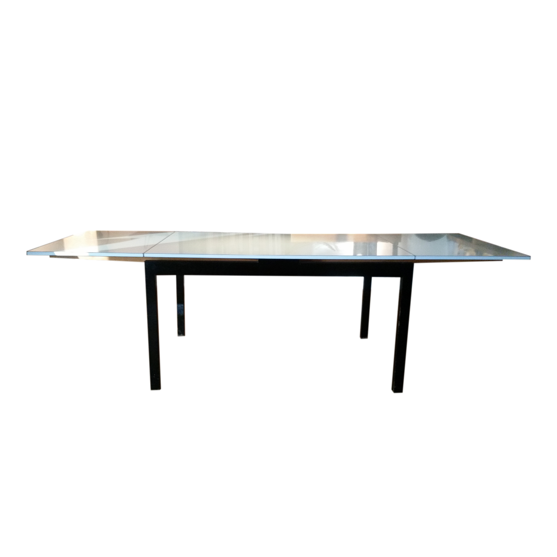 willy guhl extendable dining table