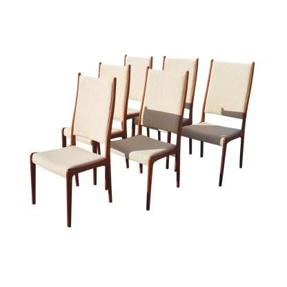 teak chairs andersen high back