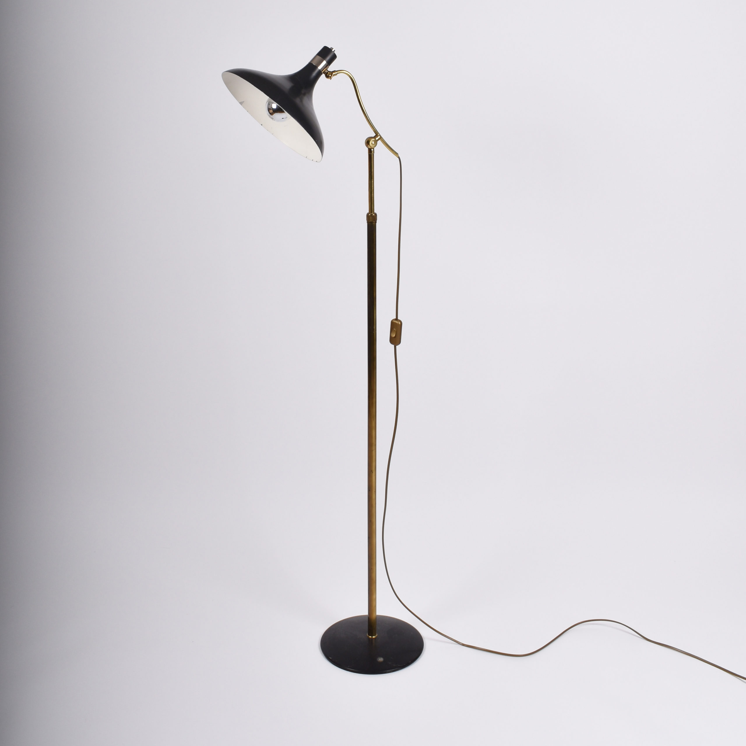 stilnovo italian floor lamp