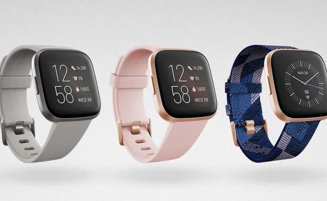 Fitbit Versa 2 Smartwatch Preview Fitbit Premium