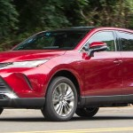 2021 Toyota Venza Hybrid Review Consumer Reports