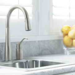 Kitchen Sink Faucet 4 Hole Faucets Best Buying Guide Consumer Reports Photo Of A Single Handle