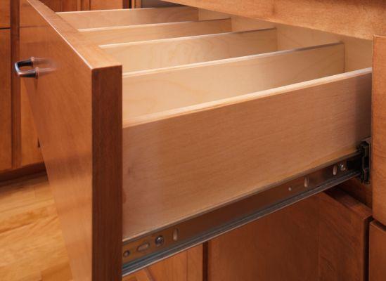 Frameless Base Cabinet Construction