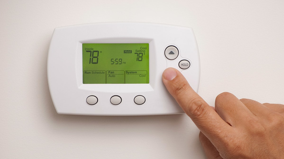hight resolution of the right central air conditioning setting can save money on your utility bill