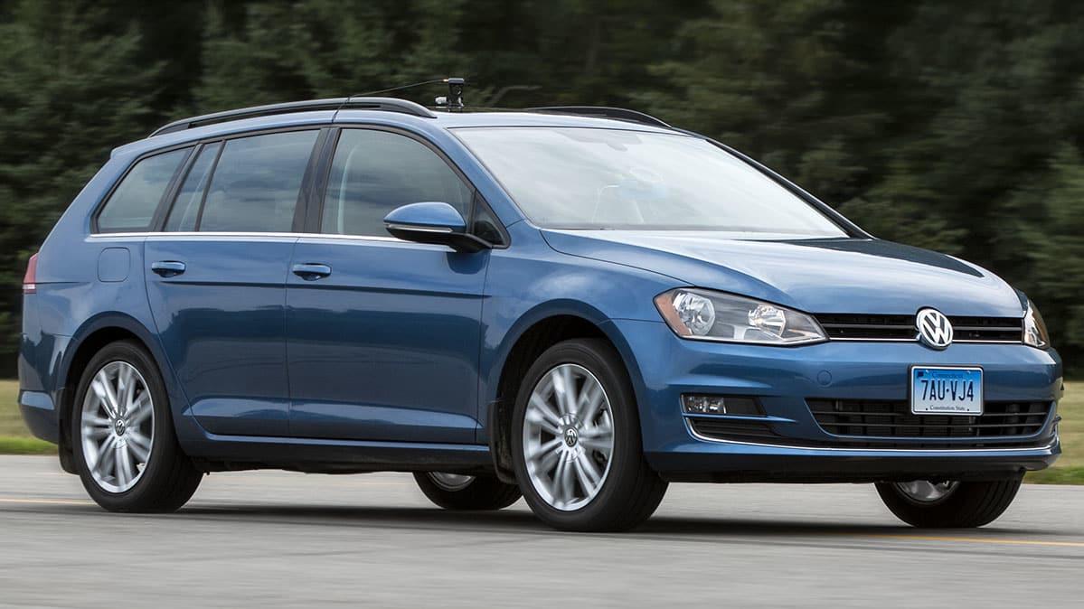 Volkswagen Tdi Vehicle