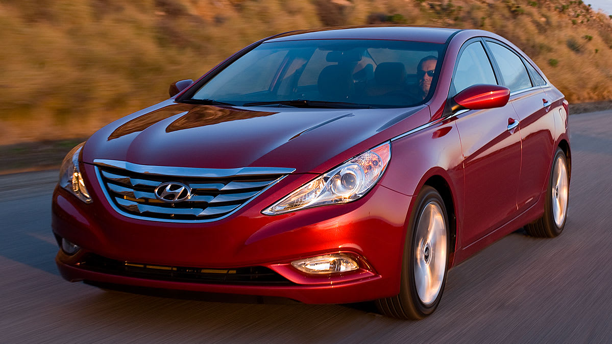 2011 Hyundai Sonata Sedans Recalled Consumer Reports
