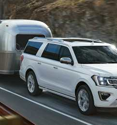 a ford expedition pulling an airstream rv trailer  [ 1199 x 674 Pixel ]