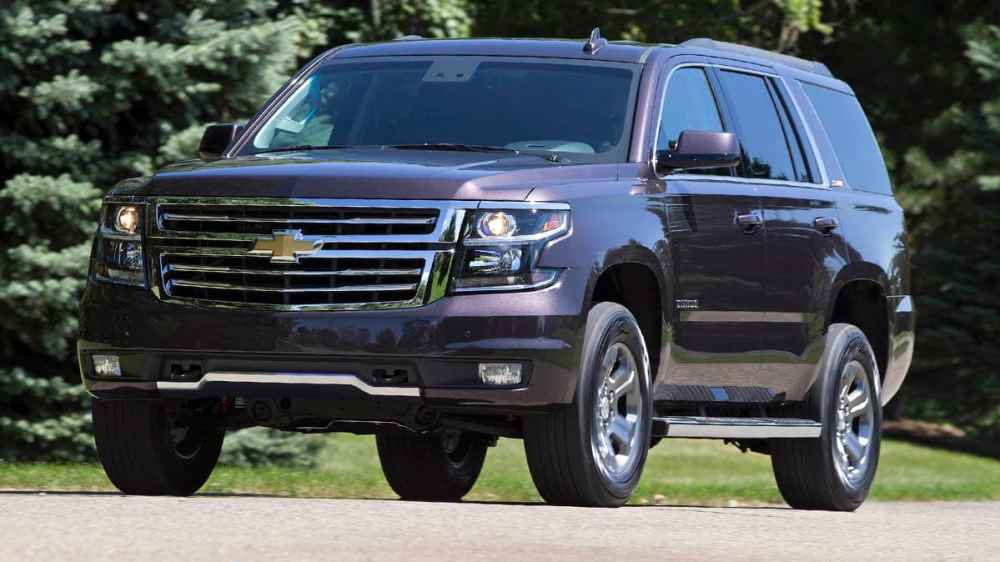 medium resolution of gm recall a chevrolet suburban one of the vehicles recalled for a power steering