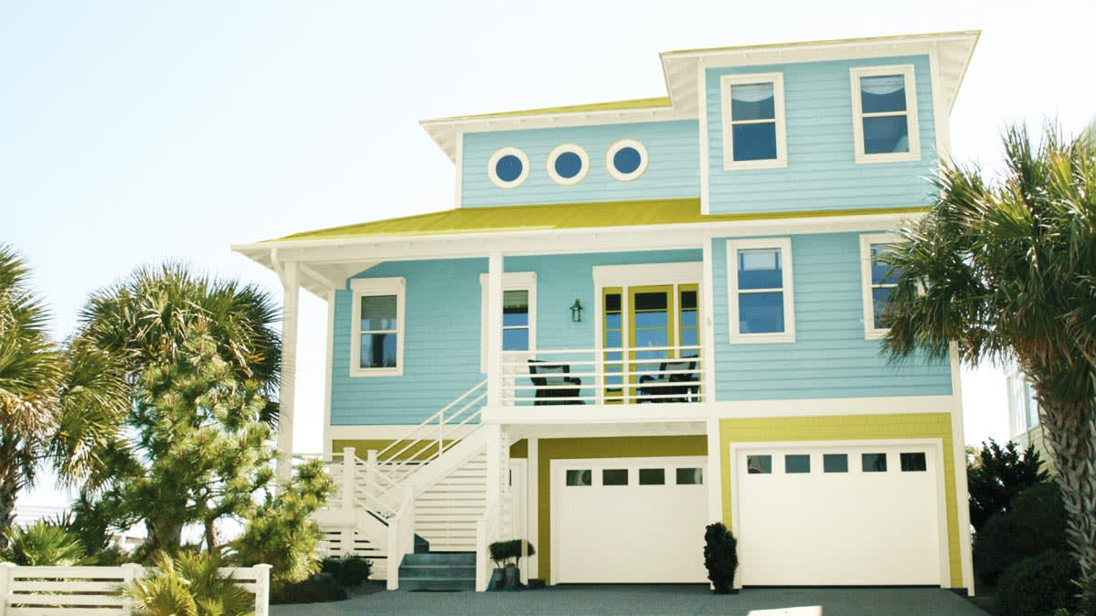Hottest Exterior Paint Colors Of 2018
