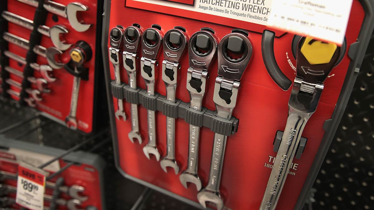 Sears Garden Tools Craftsman