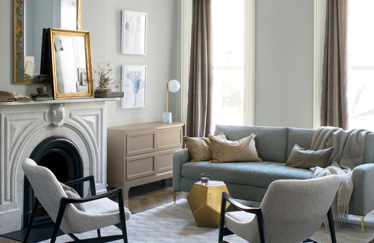 Hottest Interior Paint Colors Of 2019