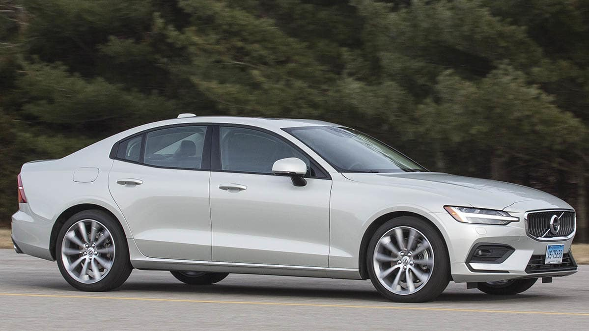 hight resolution of 2019 volvo s60 front