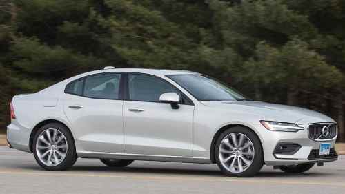 small resolution of 2019 volvo s60 front