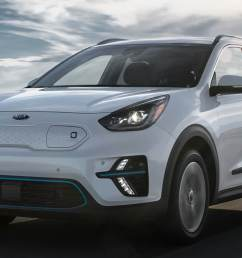 2019 niro ev electric car driving [ 1199 x 674 Pixel ]