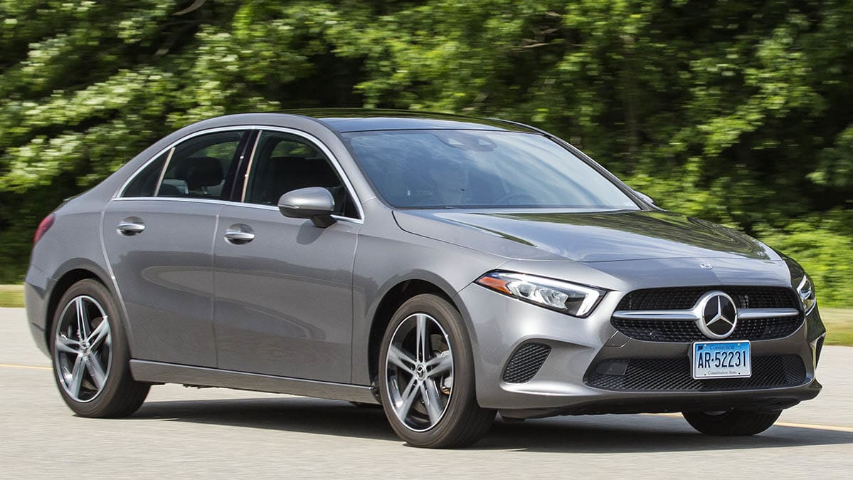 hight resolution of 2019 mercedes benz a class packs high tech and luxury into a small package