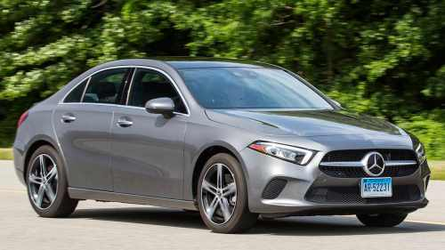 small resolution of 2019 mercedes benz a class packs high tech and luxury into a small package