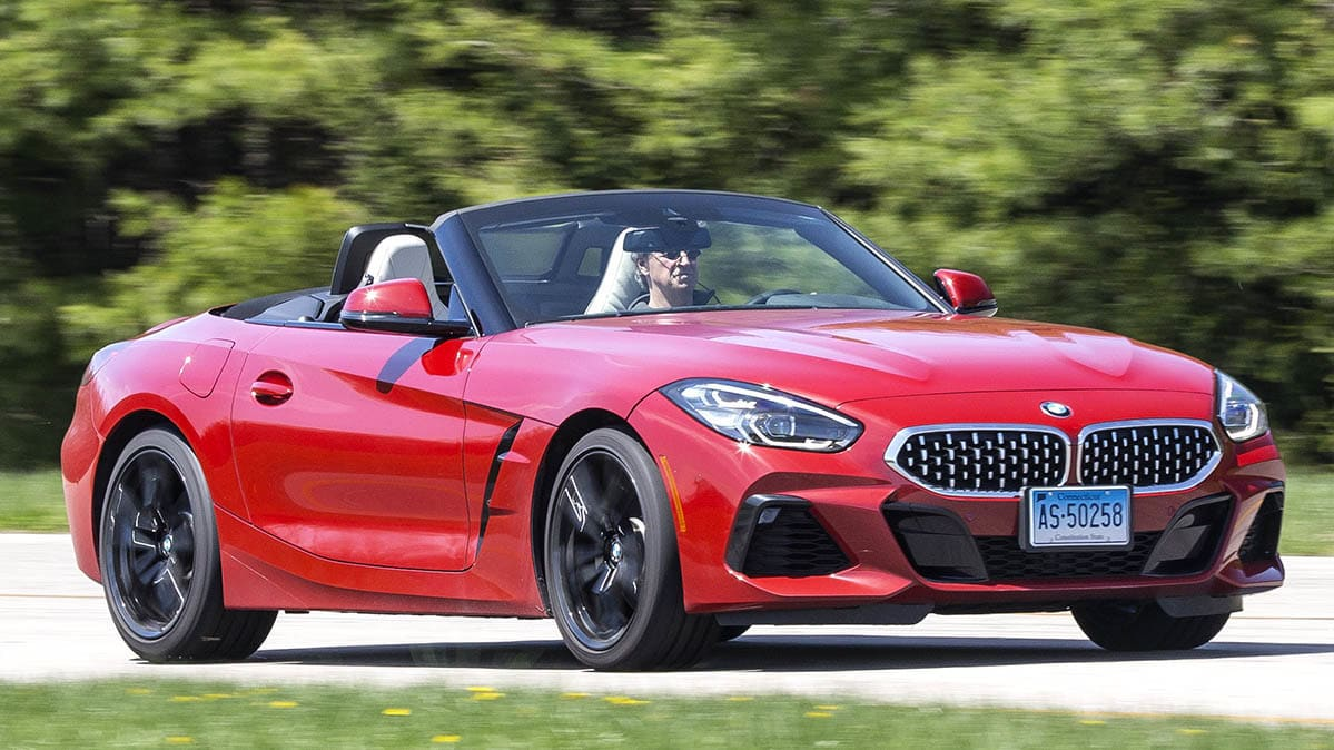 Infant Car Seat Reviews 2019 Reborn 2019 Bmw Z4 Delivers Top Down Thrills Consumer