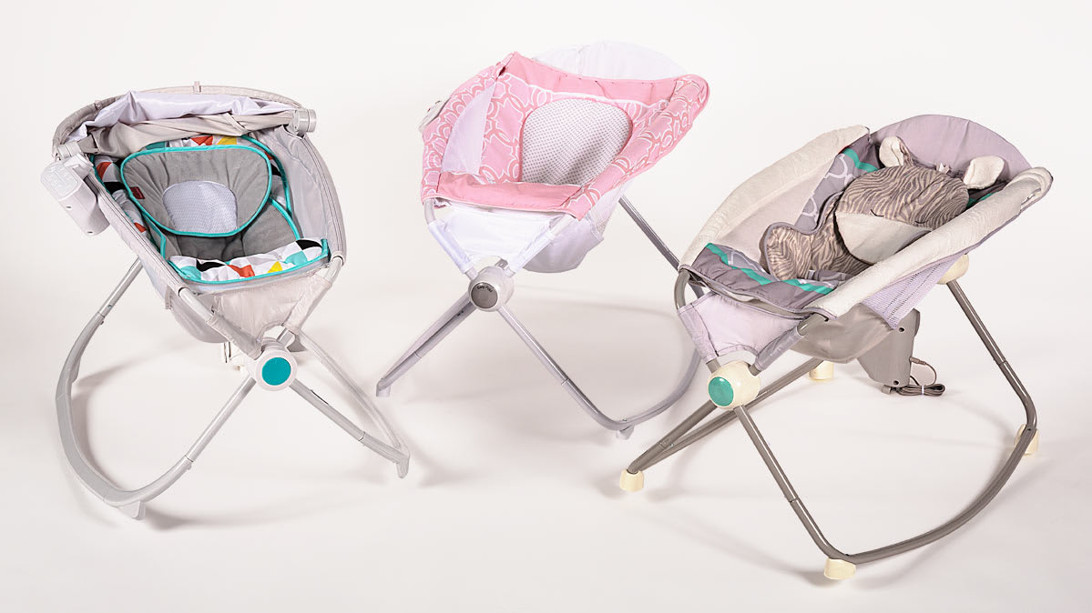 FisherPrice Recalls the Rock 39n Play Sleeper After It Was