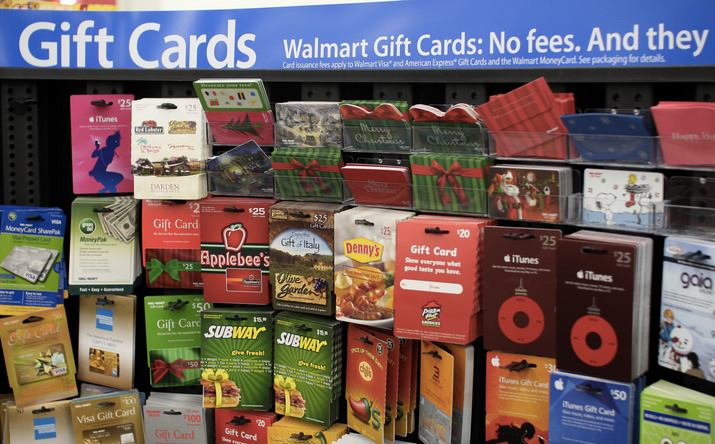Walmart Offers Gift Card Trade In Program If You Dont