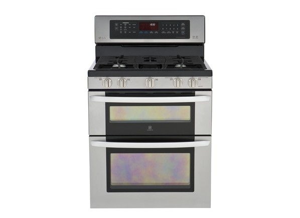 top rated kitchen stoves dark walnut cabinets lg range reviews ranges consumer reports tests news