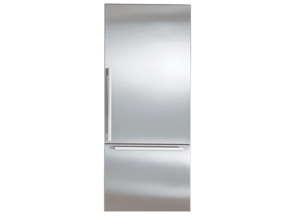 smudge proof stainless steel kitchen appliances island sink built-in refrigerator reviews | tests ...