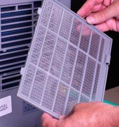 a dehumidifier filter  [ 1200 x 875 Pixel ]