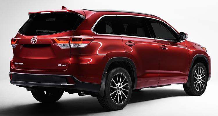 Updated 2017 Toyota Highlander  Consumer Reports