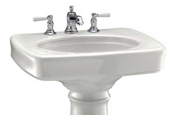 Old Bathroom Sinks