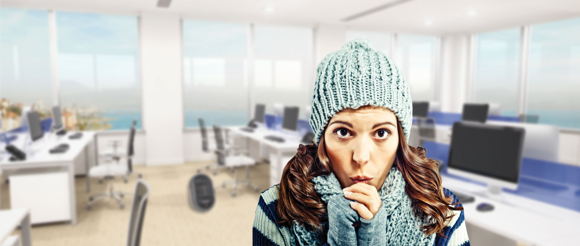 consumer reports office chairs first gaming chair freezing at work try a personal heater
