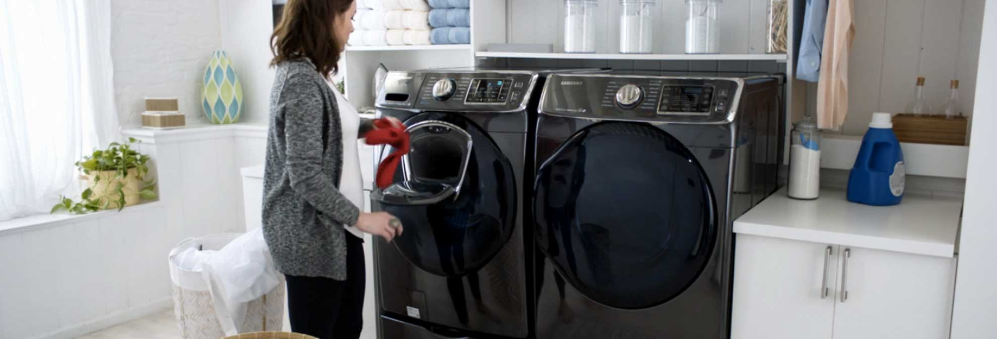 Samsung AddWash Laundry Feature  Consumer Reports