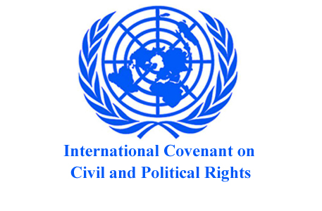 International Covenant on Civil and Political Rights, 1966